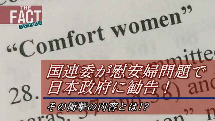 国連委が慰安婦問題で日本政府に勧告!その衝撃の内容とは!?