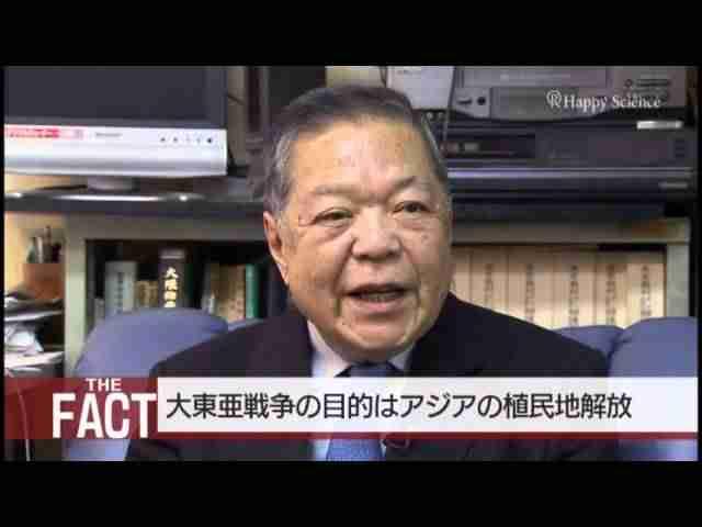 【加瀬英明氏インタビュー】 大東亜戦争の意義<前編>【ザ・ファクト】
