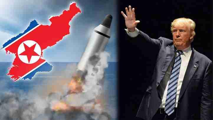 緊迫する北朝鮮情勢、Xデー間近!?~政府が弾道ミサイルに備えた避難方法のテレビCMを配信~【ザ・ファクトFASTBREAK】