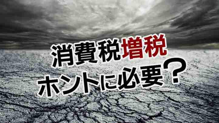 【宍戸駿太郎氏インタビュー】消費増税ではなく経済成長を!【ザ・ファクト】