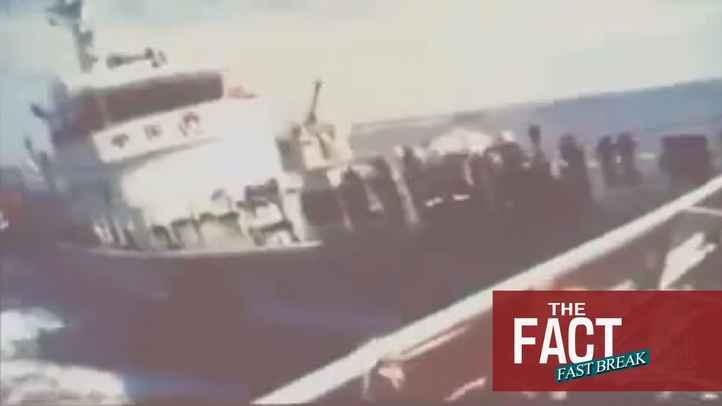 中国船がベトナム艦船に体当たり―帝国のアジア侵略が始まった!?【ザ・ファクトFAST BREAK#14】