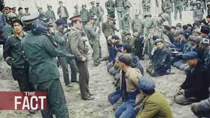 【マスコミがスルーする真実!】中国共産党のウイグル大虐殺