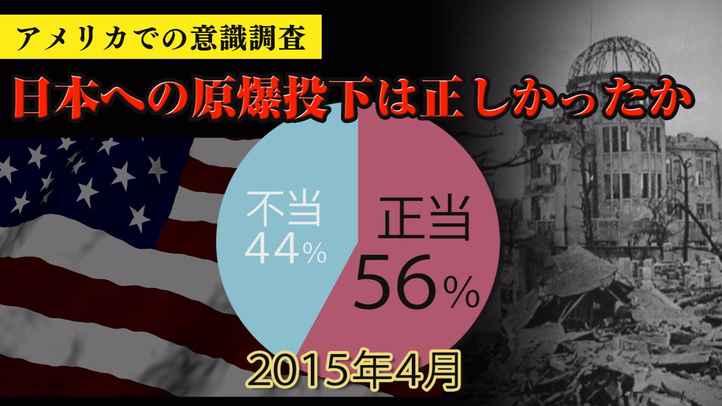ニューヨークで原爆展 ―アメリカ人の意識を問う―【ザ・ファクト】