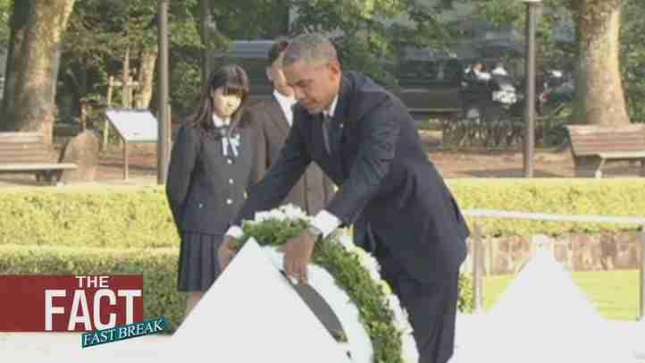 オバマ大統領 広島訪問3つのポイントを解説~独裁国家の核廃絶なくして「核兵器なき世界」はない!【THE FACT FASTBREAK#45】