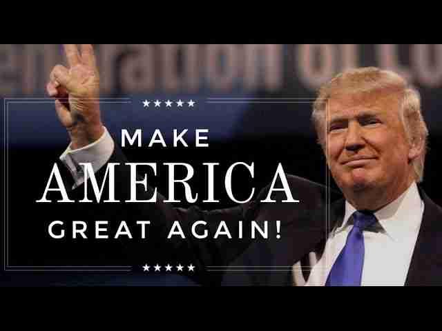 トランプ候補「メキシコ移民送還」「イスラム入国禁止」の真意とは?【政策から見た大統領候補トランプ①】