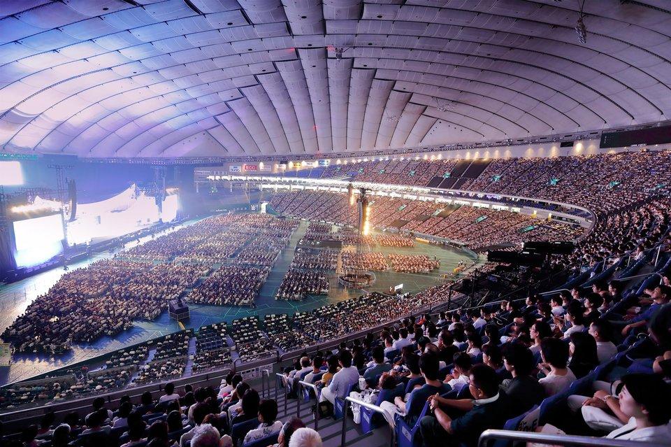 東京ドーム大講演会