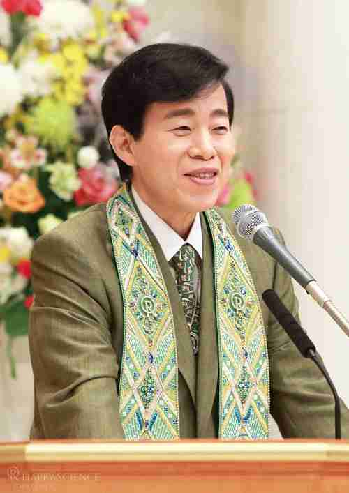 幸福の科学グループ創始者 兼 総裁 大川隆法