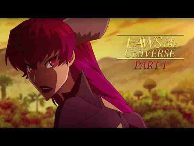 The Laws of the Universe-Part I [Trailer] 30s