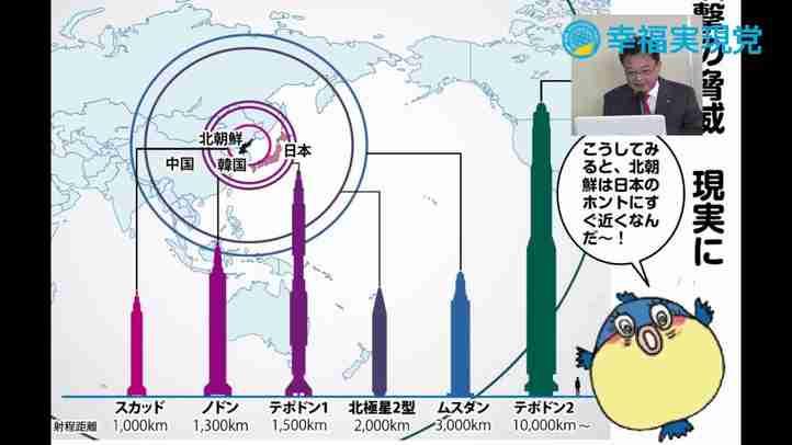 朝鮮半島有事における日本防衛の現状 セミナー前半【矢内筆勝の国防最前線!】
