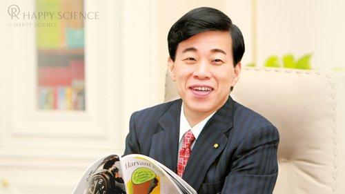 大川隆法総裁 プロフィール
