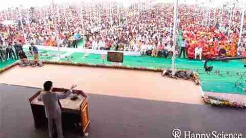 インド・ネパールにて大川隆法総裁初の講演