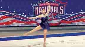 足の故障が完治しジャズダンスの世界大会で優勝