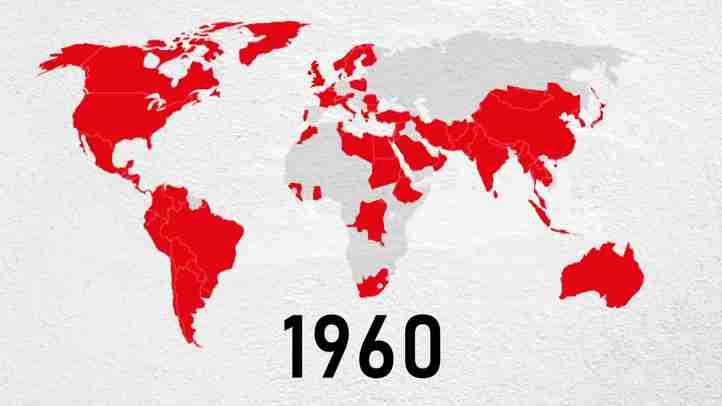 【令和&新天皇即位】世界最古の国はどこ? 地図でさかのぼってみた