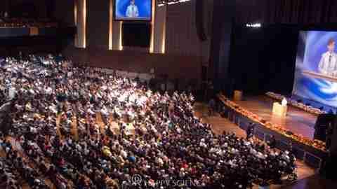大川隆法大講演会でなぜ、運命が変わるのか。