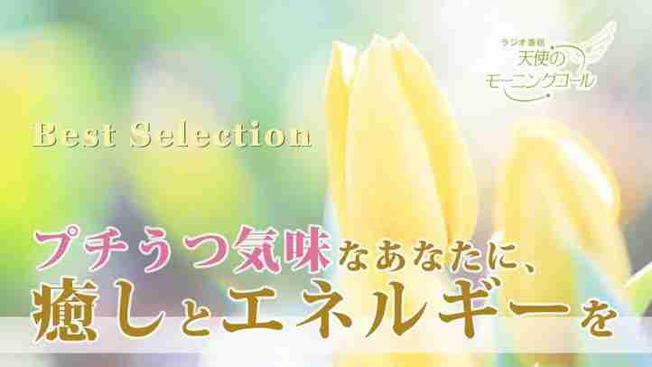 【BEST SELECTION】プチうつ気味なあなたに、癒しと、エネルギーを