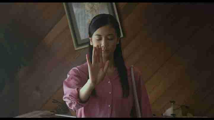 映画『心霊喫茶「エクストラ」の秘密-The Real Exorcist-』イメージソング「秘密の変身」【映画本編映像入り】