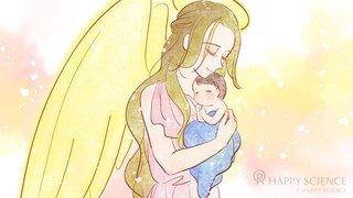 天使が水子霊を癒す 水子供養で幼い子どもを天国に導く方法【霊的世界のほんとうの話】