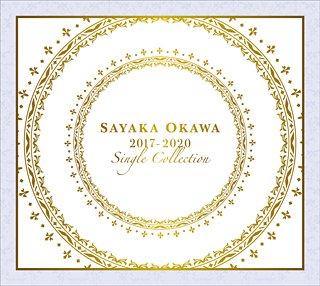 Sayaka Okawa 2017-2020 Single Collection 〔CD+DVD〕